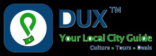 DUX - Local Deals. Mapped.